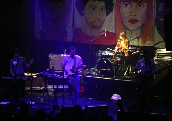 Out and About: Metronomy