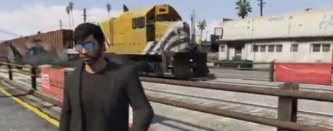 NO Created a Music Video Shot Entirely In Grand Theft Auto