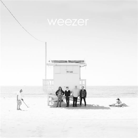 Baeble Record Spotlight: Weezer The White Album