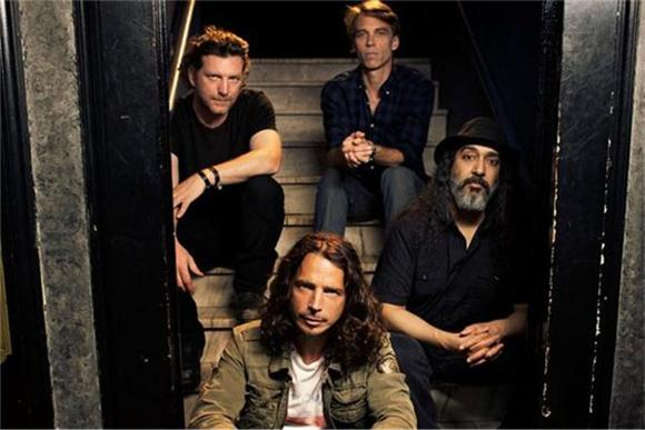 Stream: Soundgarden