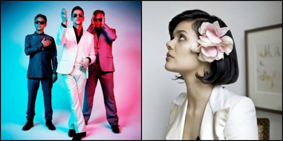 Bat For Lashes Joins Depeche Mode World Tour