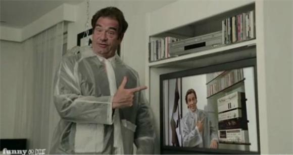 Huey Lewis and Weird Al Do American Psycho, Nightmares Ensue