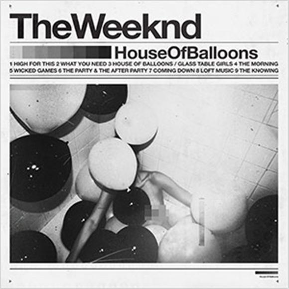 album review: the weeknd