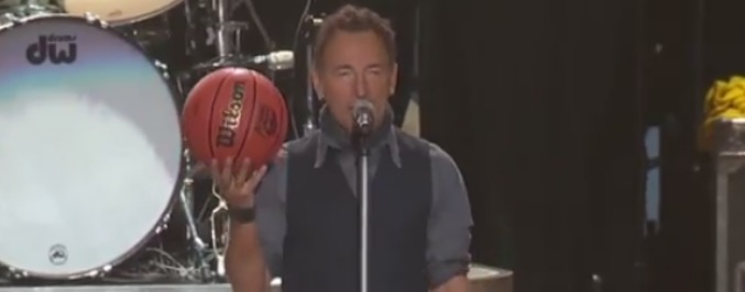 Bruce Springsteen Covers Van Halen...Please Make It Stop