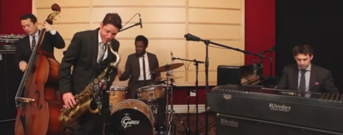 Unwind with a Smooth Jazz Cover of the 'Game Of Thrones' Theme Song