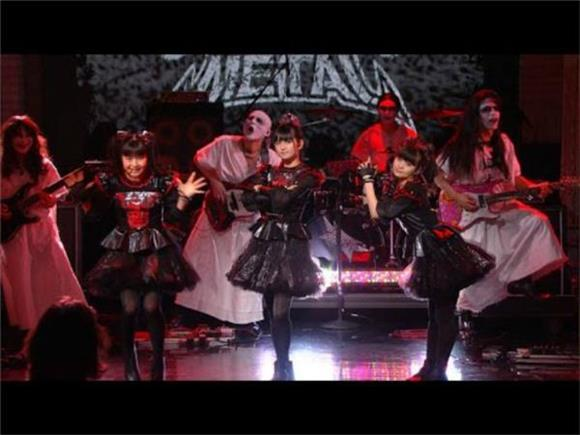 BabyMetal Not Just For Pervy Guys Anymore