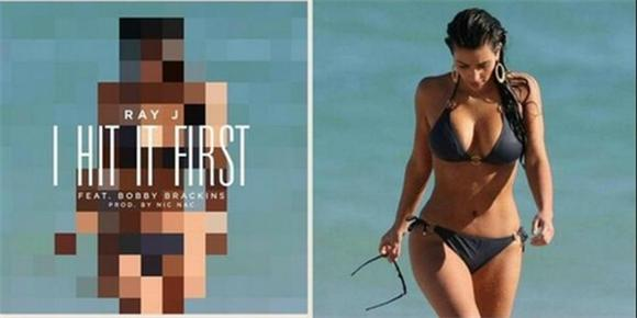 Ray J Reminds Us He 'Hit It First'