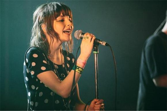 CHVRCHES Command a Synth-Pop Legion Live at Hype Hotel