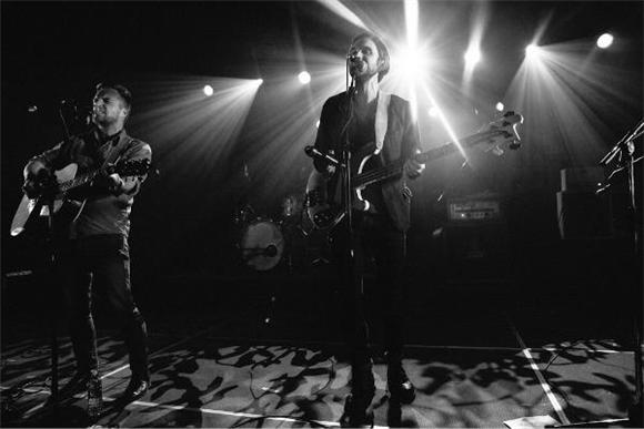 Ivan and Alyosha Find Folk Followers at Hype Machine's Hype Hotel