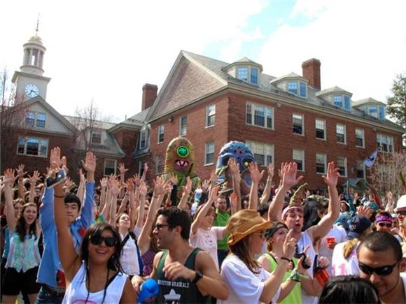 The 5 Best College Music Festivals of 2014