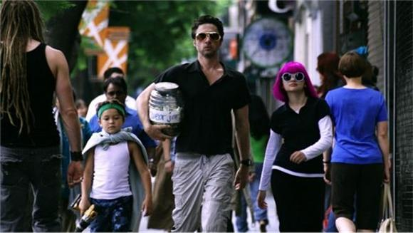 Zach Braff Busts Out Another Hipster Movie
