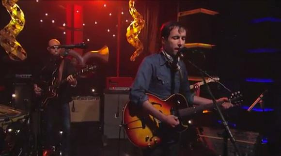 Late Night: Andrew Bird