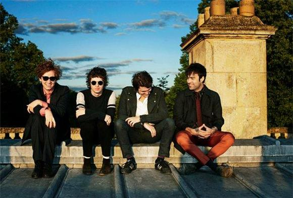 Now Playing: The Kooks