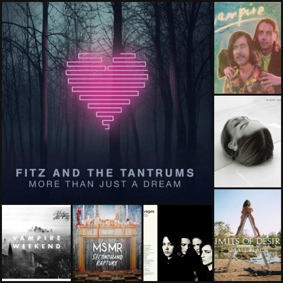 7 Albums That Will Make May Awesome