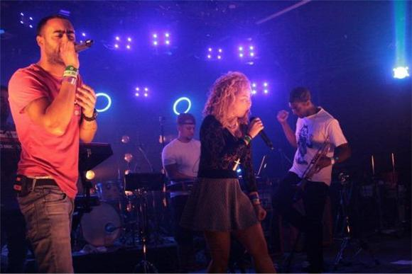 Rudimental Bring the Rhythm and Beat to Hype Hotel