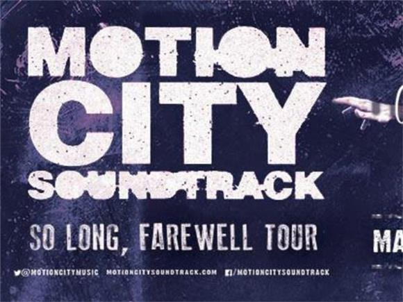 Catch Motion City Soundtrack for the Last Time on Their So Long Farewell Tour
