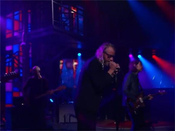 Watch The National Perform The Grateful Dead's,