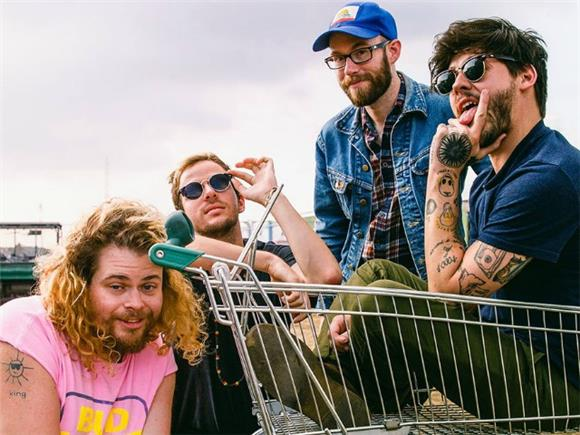 THROWBACK THURSDAY: Wavves Live from The Market Hotel