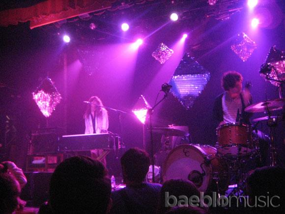 show recap: beach house