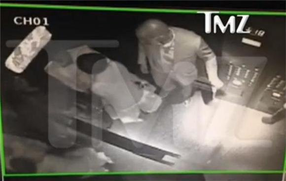 Security Footage Of Solange Swinging At Jay Z In An Elevator Surfaces
