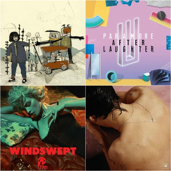 SPEED ROUND: 4 Albums Out Now That You Should Spin