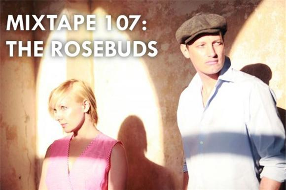 t.g.i.mixtape 107 curated by the rosebuds