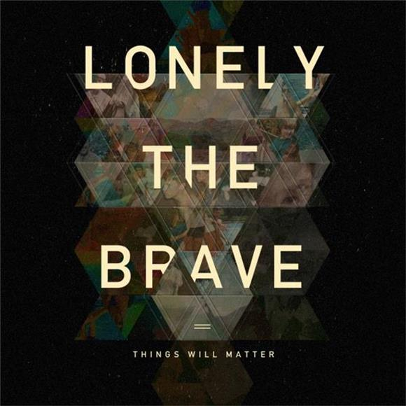 BAEBLE FIRST PLAY: Lonely the Brave Premiere a New Track and a Fresh Sound