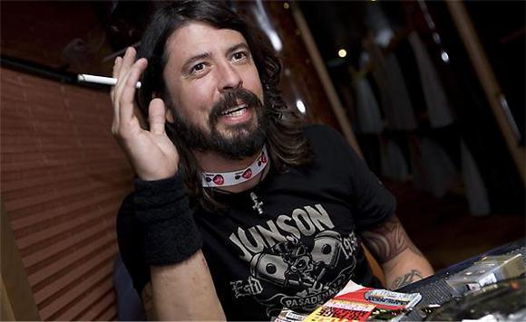 Dave Grohl Will Host Upcoming HBO Series