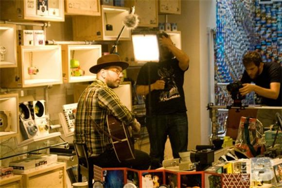 That's a Wrap: City and Colour at Lomography NYC