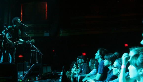 Out and About: M. Ward and Lee Ranaldo Band