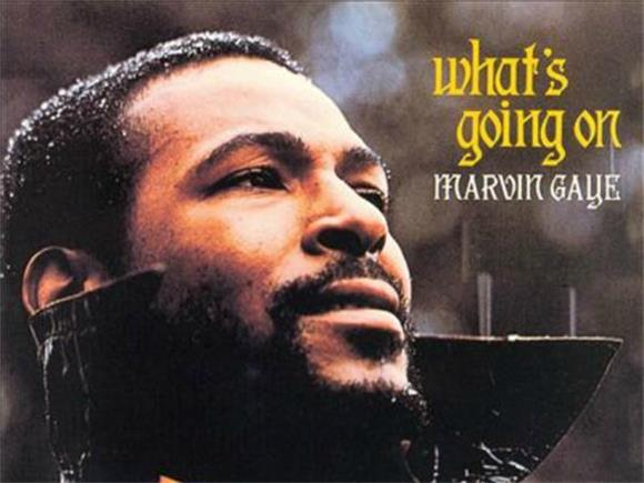 It's the 45th Anniversary of Marvin Gaye's