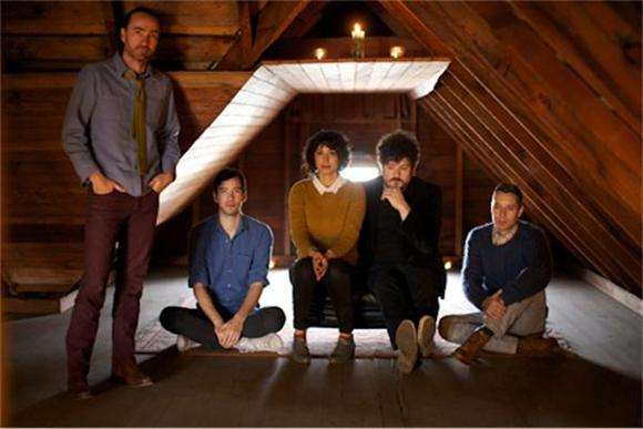 Out and About: The Shins