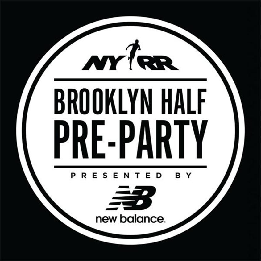 You're Invited! NYRR's Brooklyn Half Pre-Party Presented by New Balance
