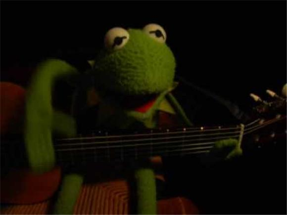 rapture of the day: kermit the smith