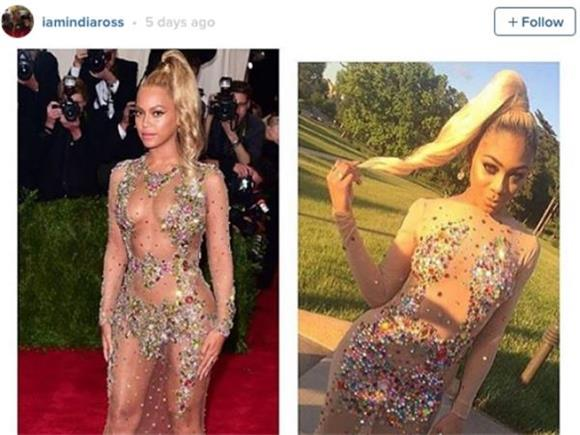 Internet Loses Its Damn Mind Over This Girls Beyonce Inspired Prom Look