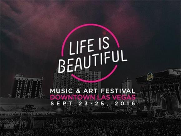 Life is Beautiful Festival Has Announced Their 2016 Lineup