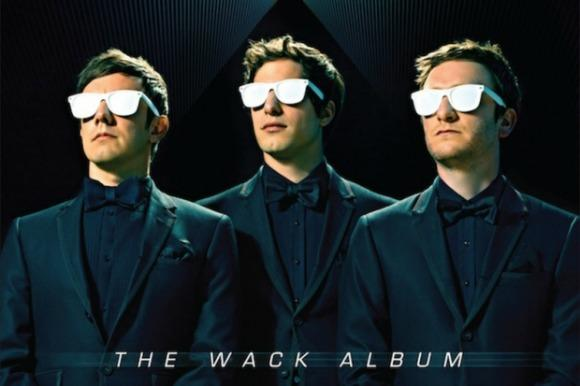 The Lonely Island Gets Wack With Semicolons
