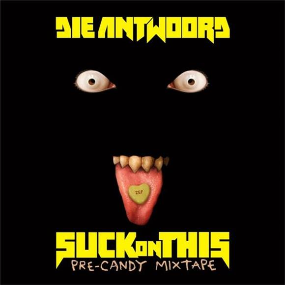 ALBUM REVIEW: Die Antwoord's Suck On This