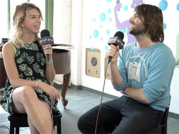 Taco Tuesday with Rooney's Robert Schwartzman