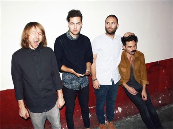 Throwback Thursdays: Local Natives at Bowery Ballroom