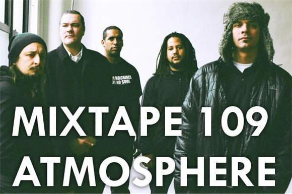 T.G.I.Mixtape 109 Curated By Slug Of Atmosphere