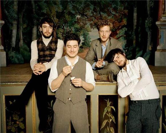 Mumford and Sons Announce New Album, US Tour Details