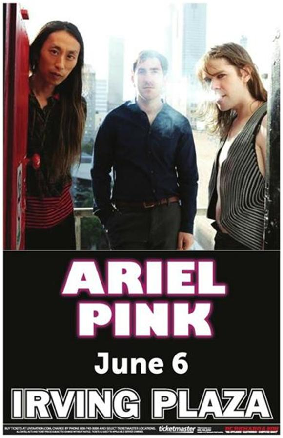 Win a Pair of Tickets to See Ariel Pink's Haunted Graffiti