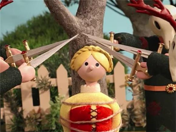 Radiohead Releases Claymation Video with an Eerie New Single