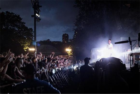 Out and About: Foster The People, The Kooks, and Kimbra at Central Park