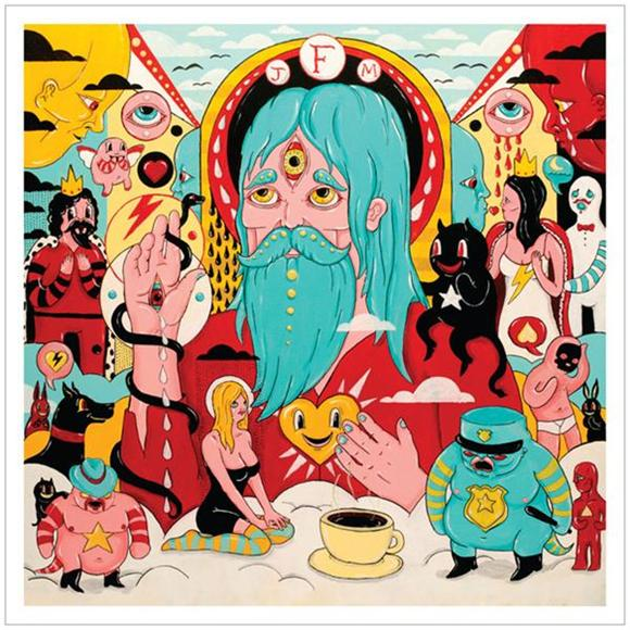 Album Review: Father John Misty