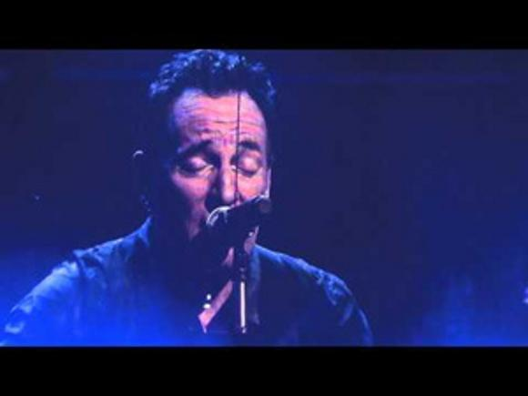 Watch: Bruce Springsteen Plays