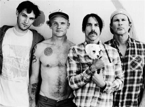 The Red Hot Chili Peppers Announce New Album,