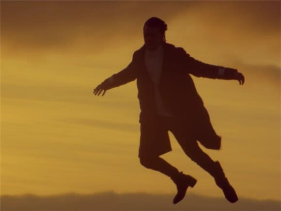 Harry Styles is Literally Soaring in New Video for 'Sign of the Times'