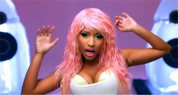 new music video: nicki minaj
